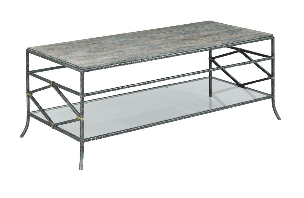 Kincaid Furniture - Monterey Rectangular Coffee Table