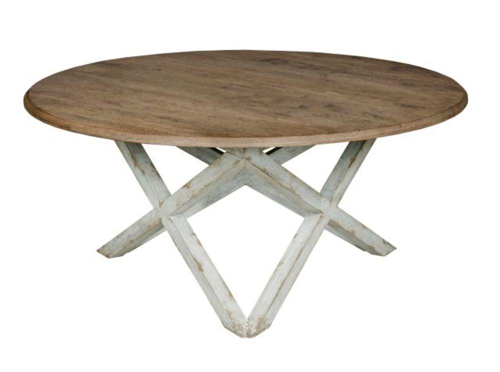Kincaid Furniture - Colton Round Coffee Table