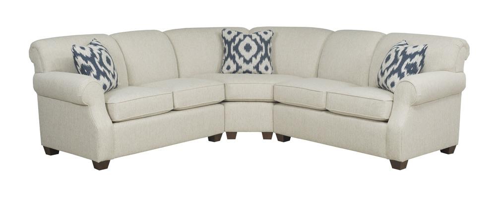 Kincaid Furniture - Lynchburg 3 Piece Sectional