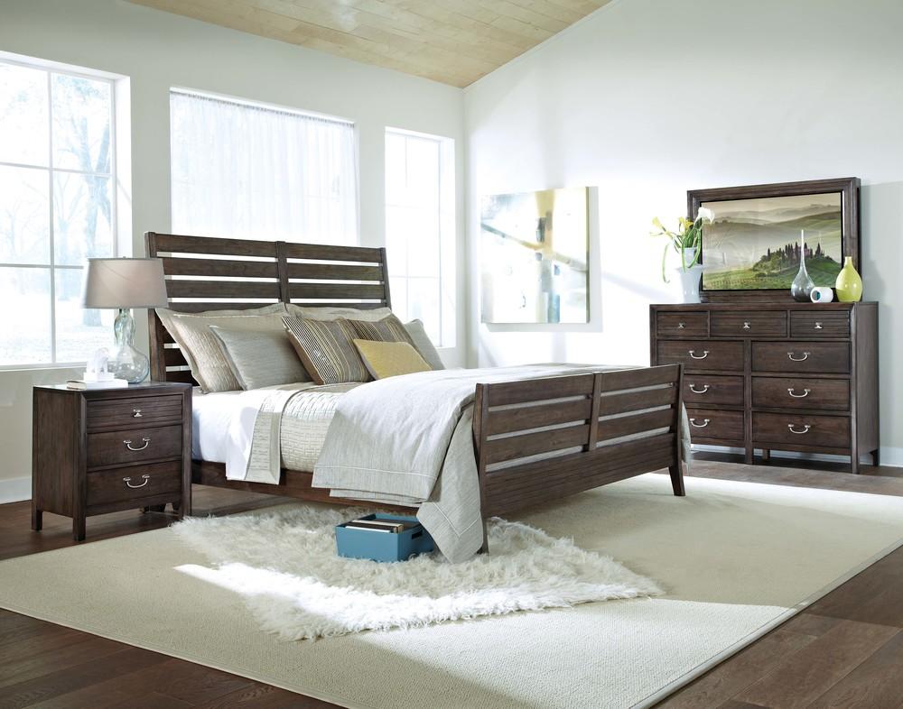 Kincaid Furniture - Rake Queen Bed