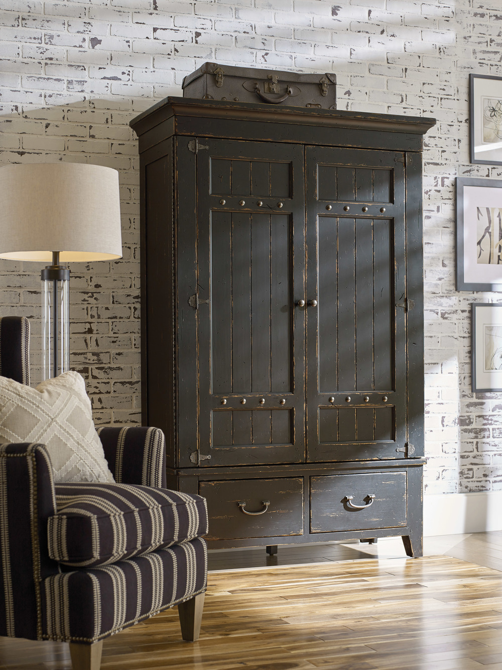 Kincaid Furniture - Simmons Armoire
