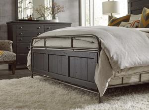 Thumbnail of Kincaid Furniture - Folsom Anvil Metal Bed