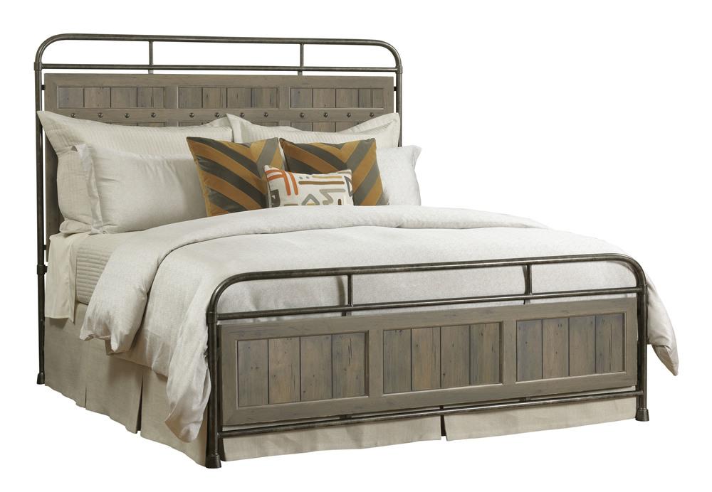 Kincaid Furniture - Folsom Metal Bed