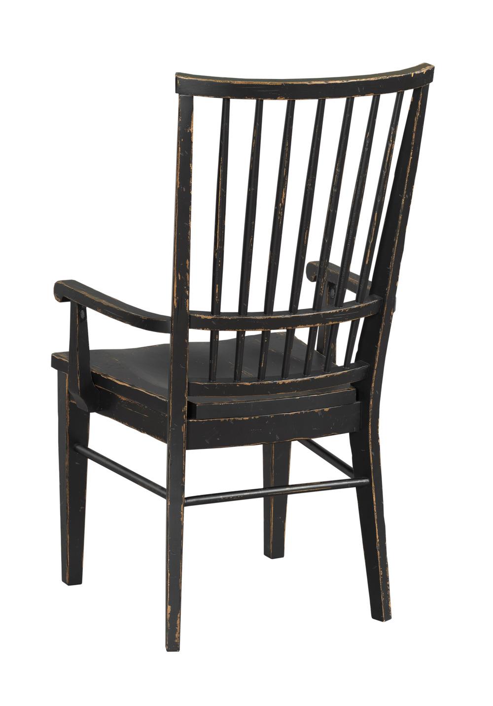 Kincaid Furniture - Cooper Arm Chair, Anvil
