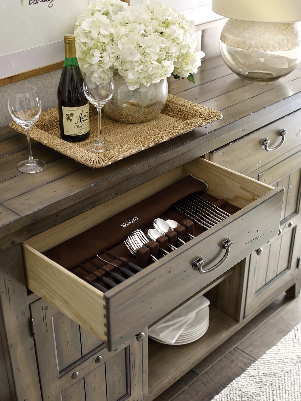 Kincaid Furniture - Ellis Buffet