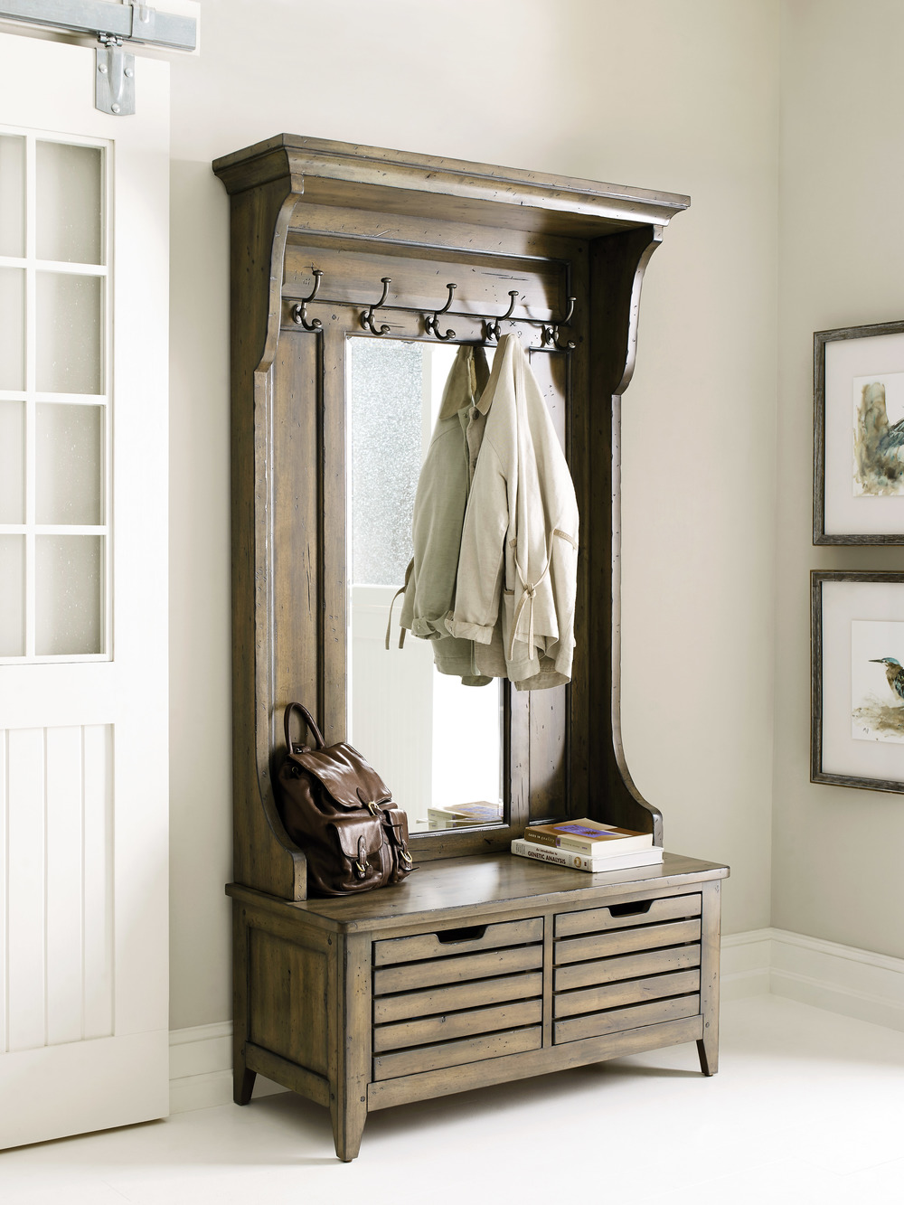 Kincaid Furniture - Warren Hall Tree