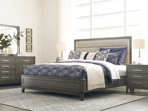 Thumbnail of Kincaid Furniture - Ross Upholstered Panel Bed