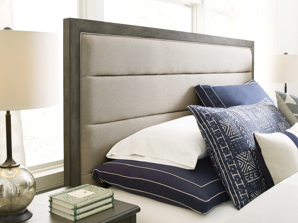 Kincaid Furniture - Ross Upholstered Panel Bed