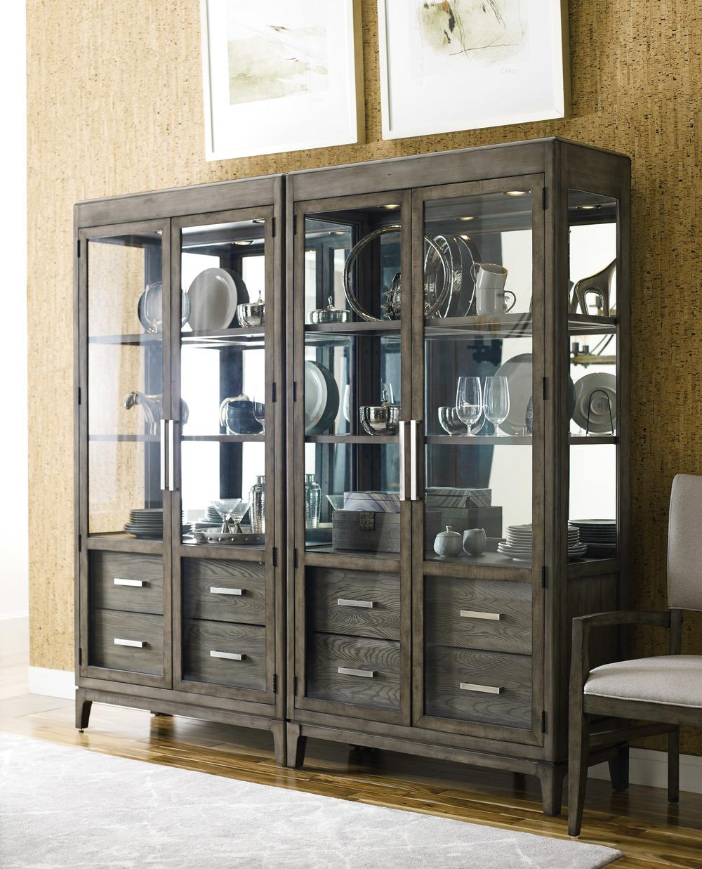 Kincaid Furniture - Harrison Display Cabinet