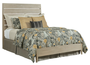 Thumbnail of Kincaid Furniture - Incline Oak Bed with Low Footboard