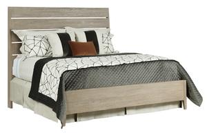 Thumbnail of Kincaid Furniture - Incline Oak California Bed with Medium Footboard