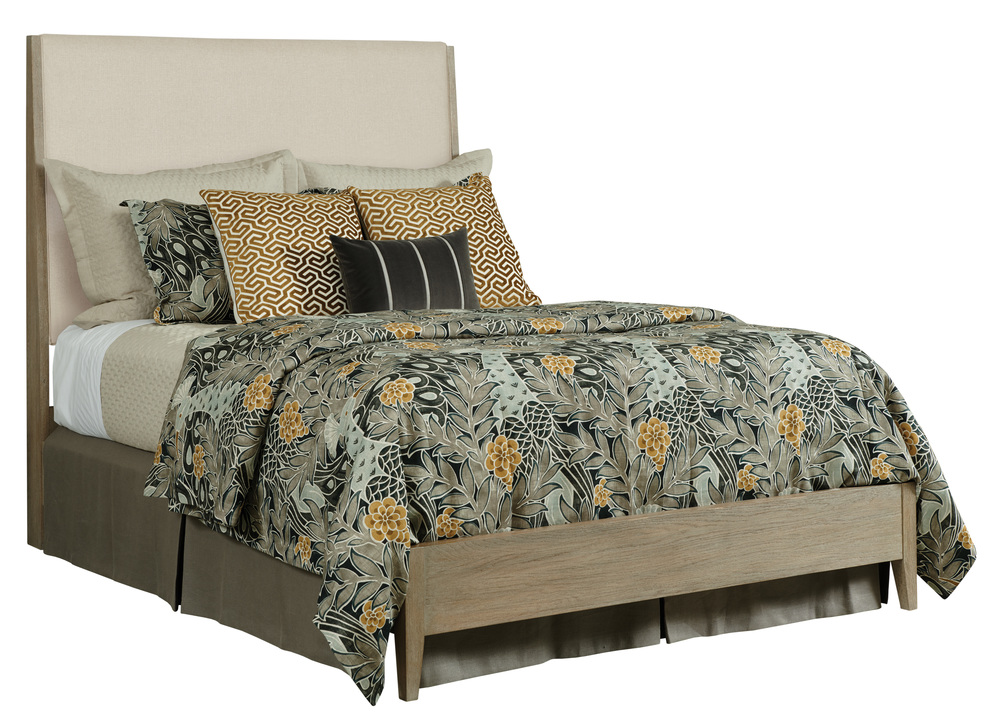 Kincaid Furniture - Incline Fabric Bed with Low Footboard