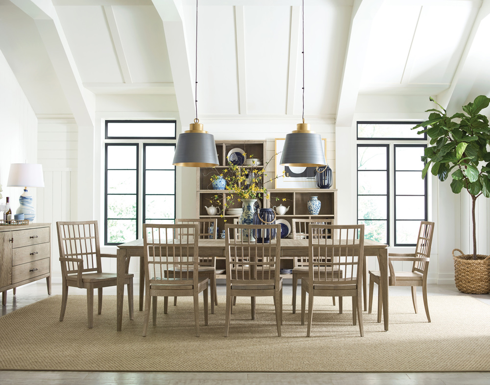 Kincaid Furniture - Symmetry 2 Piece Bookcase