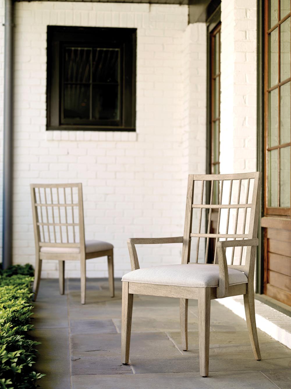 Kincaid Furniture - Symmetry Fabric Side Chair
