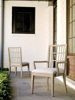Thumbnail of Kincaid Furniture - Symmetry Fabric Side Chair