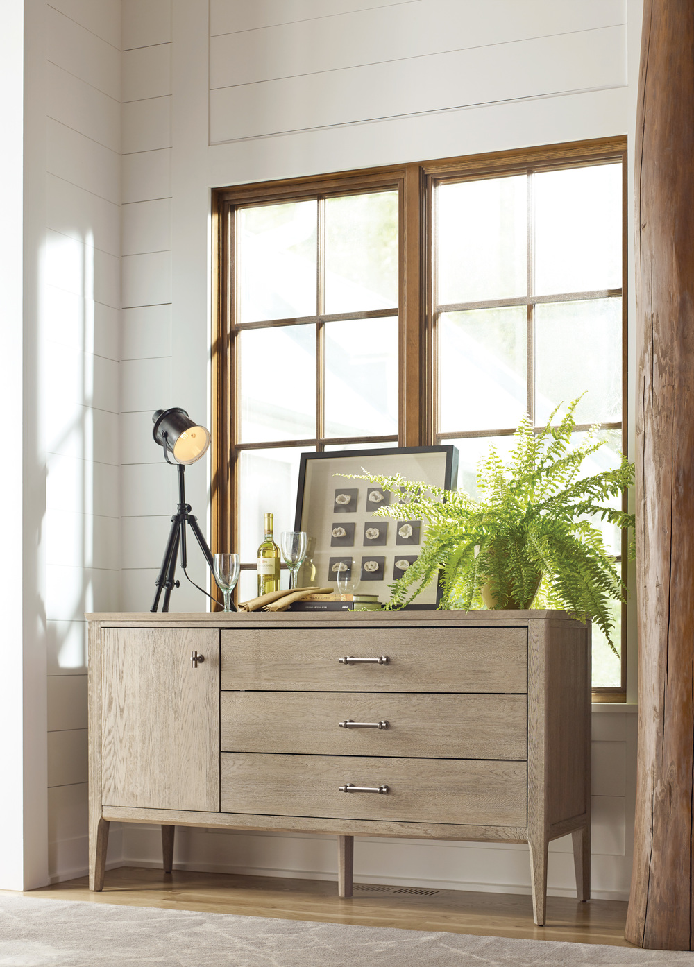 Kincaid Furniture - Asymmetry Small Cabinet