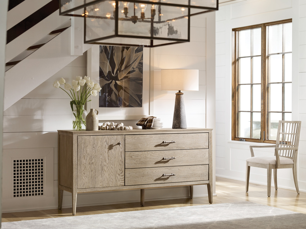 Kincaid Furniture - Asymmetry Large Cabinet