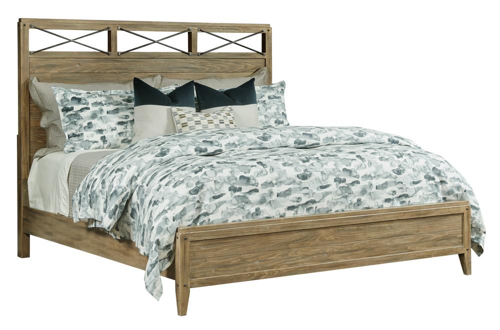 Kincaid Furniture - Jackson Panel King Bed