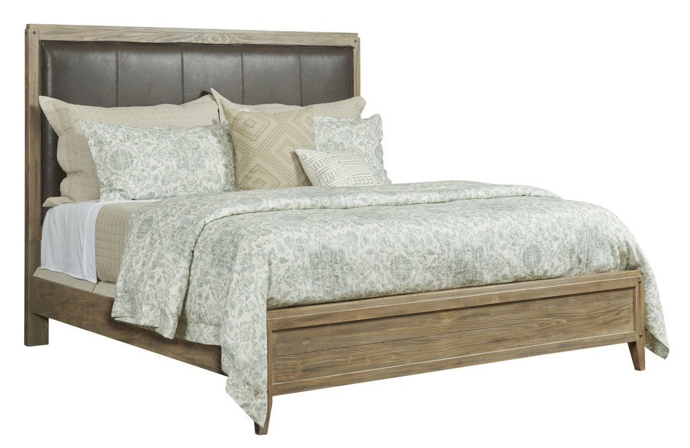 Kincaid Furniture - Longview Upholstered King Bed