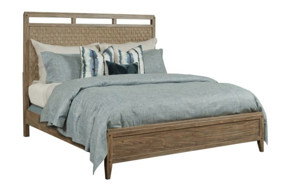 Kincaid Furniture - Linden Panel King Bed