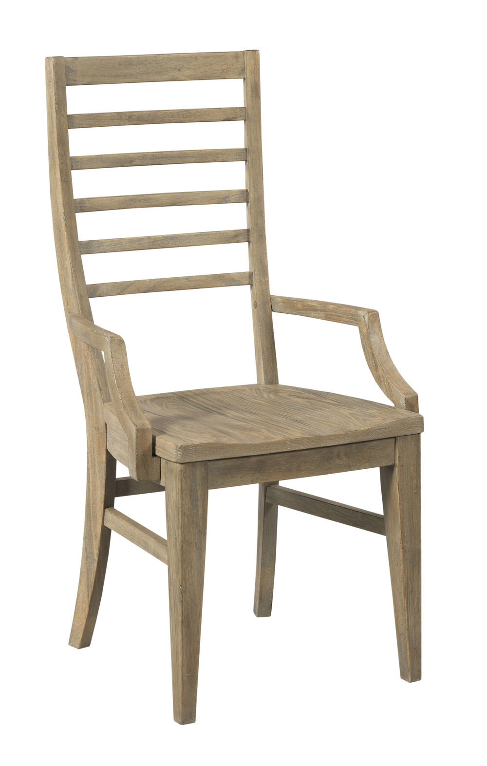 Kincaid Furniture - Canton Ladder Back Arm Chair