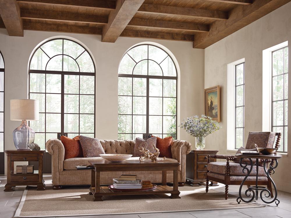 Kincaid Furniture - Portolone Rectangular Cocktail Table