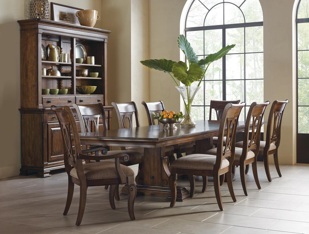 Kincaid Furniture - Harp Back Arm Chair