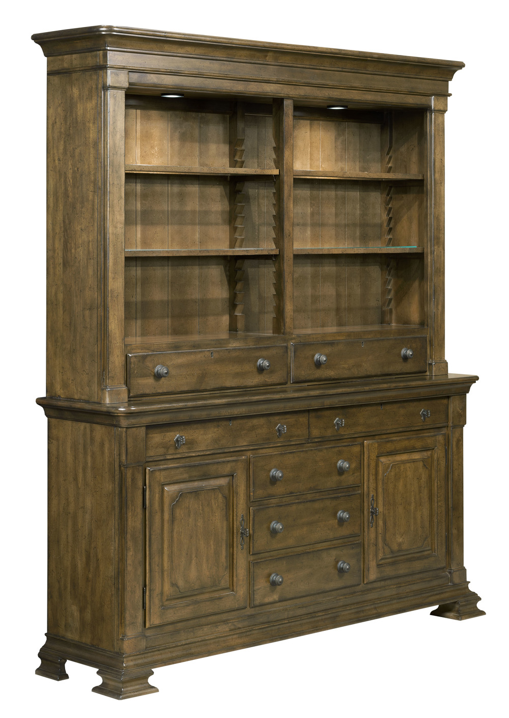 Kincaid Furniture - China Hutch with Base