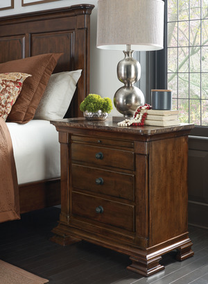 Thumbnail of Kincaid Furniture - Portolone Bachelor's Chest w/ Marble Top