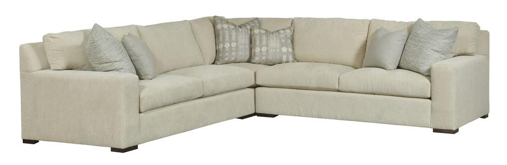 Kincaid Furniture - Comfort Select 3 Piece Sectional
