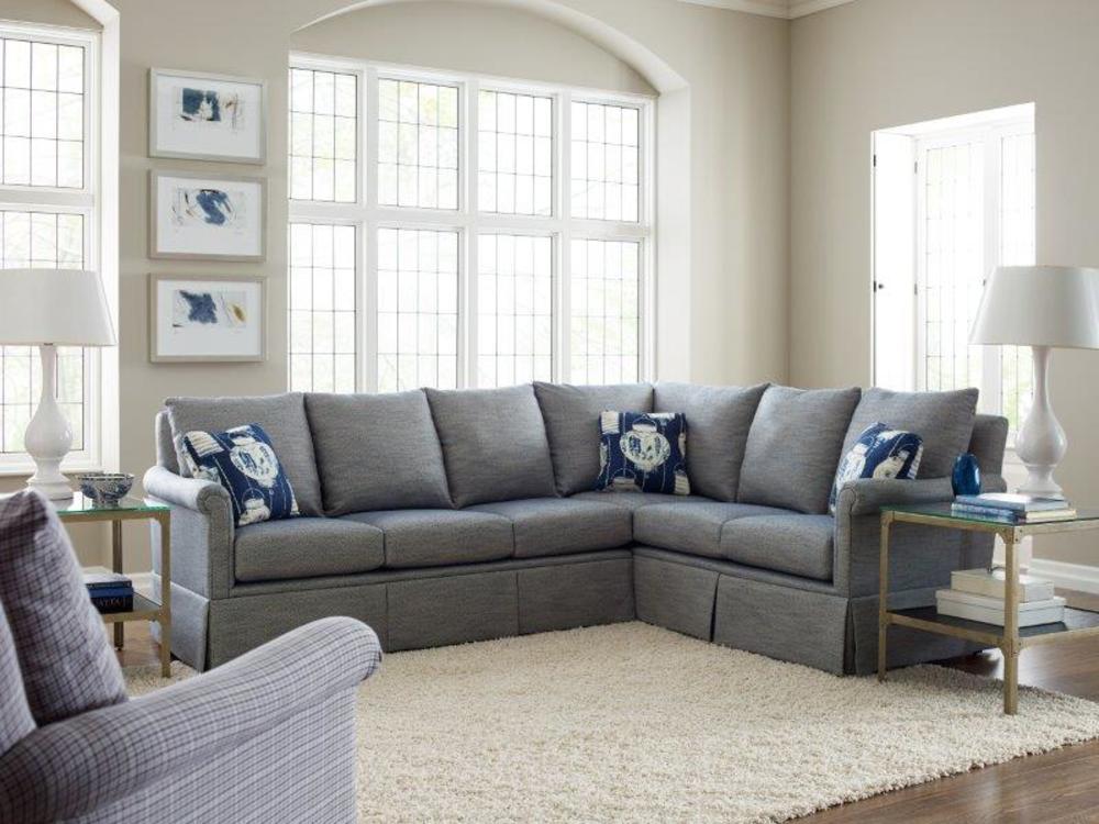 Kincaid Furniture - Modern Select 2 Piece Sectional