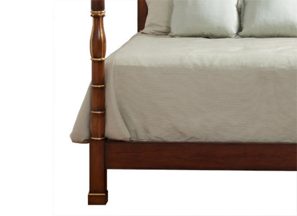 Kindel Furniture Company - Regency Bed, Queen