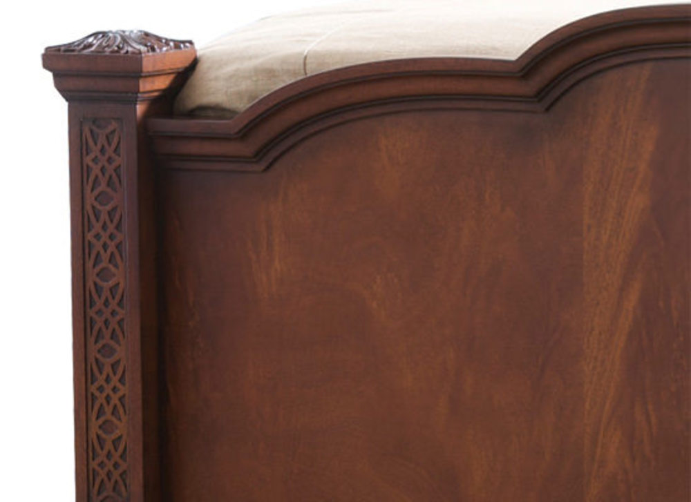 Kindel Furniture Company - 18th Century Bed, Queen