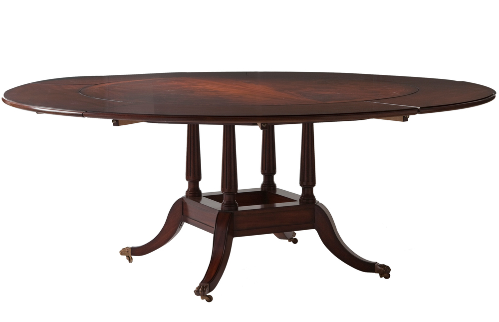 Kindel Furniture Company - Georgian Round Dining Table