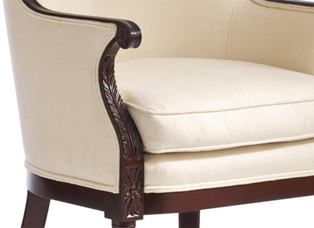 Kindel Furniture Company - Philadelphia Bergere Chair
