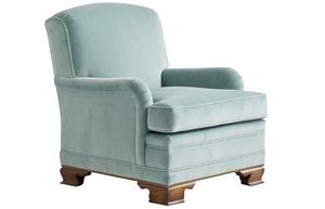 Thumbnail of Kindel Furniture Company - Saddle Arm Club Chair