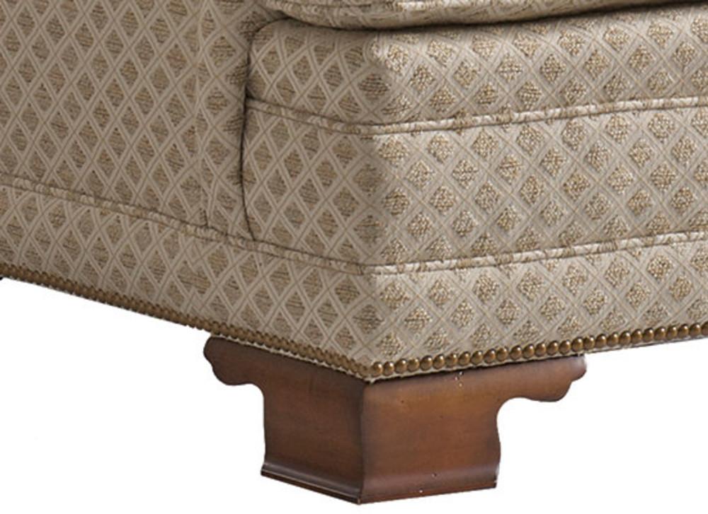 Kindel Furniture Company - Saddle Arm Club Chair
