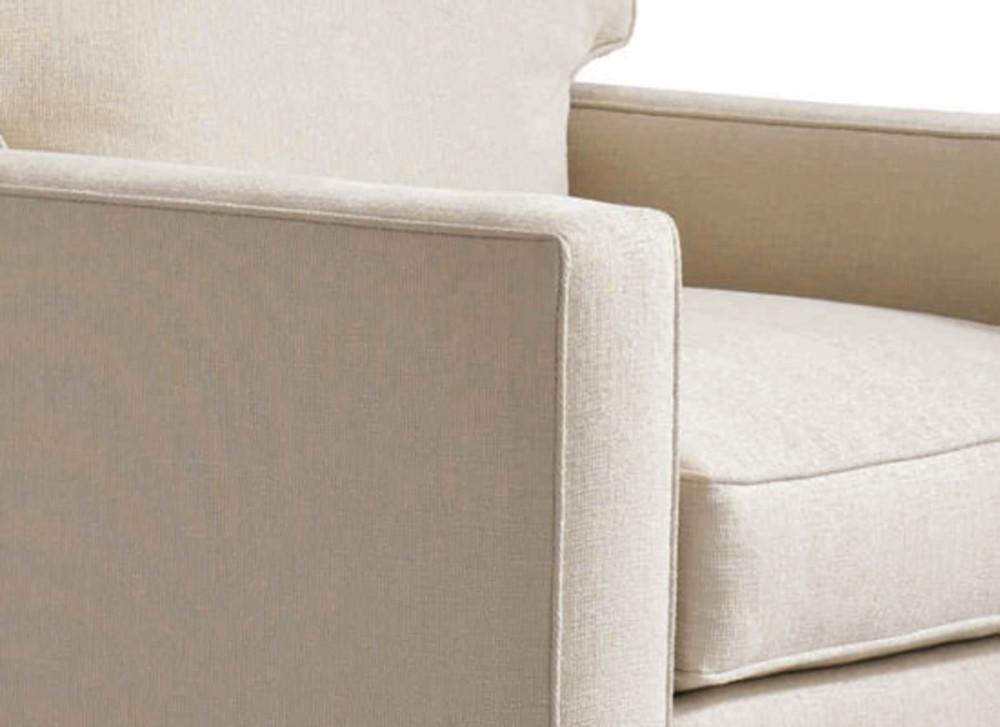 Kindel Furniture Company - Square Arm Lounge Chair