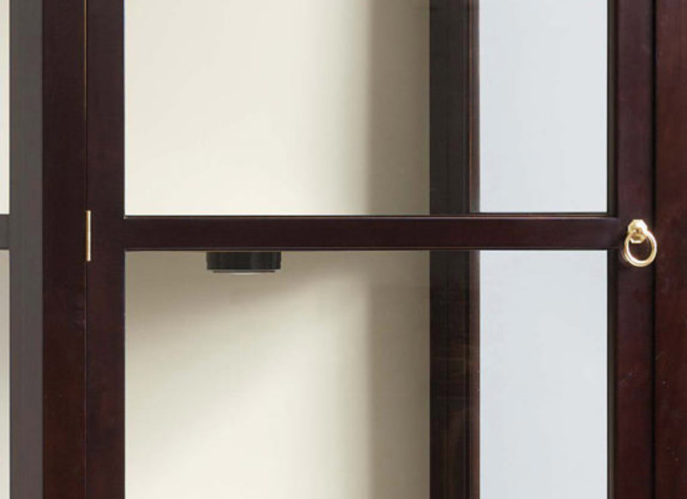 Kindel Furniture Company - Right Hand Opening Curio Cabinet