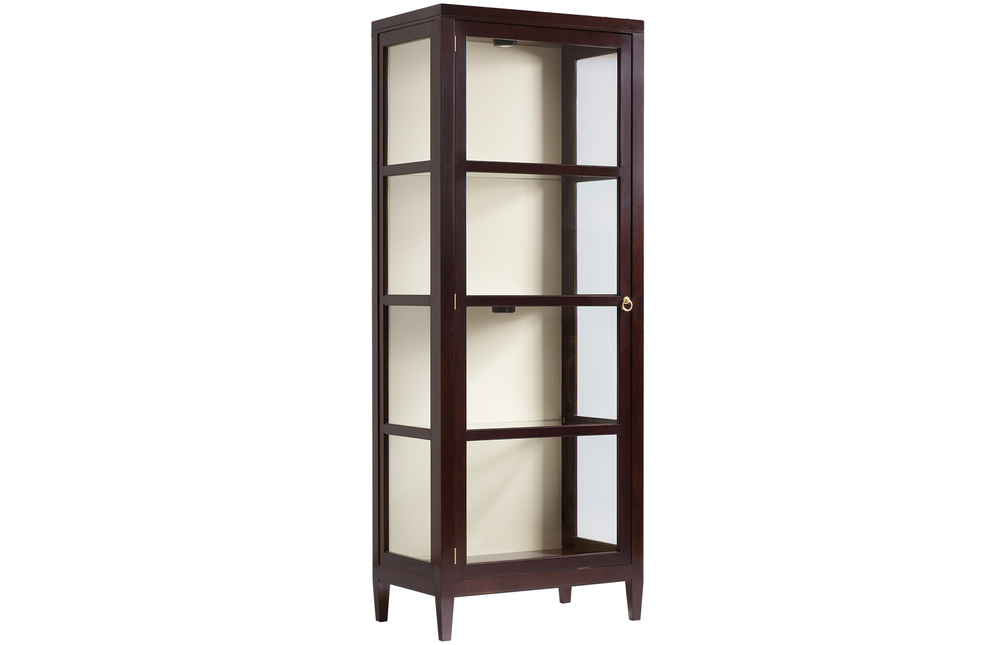 Kindel Furniture Company - Left Hand Opening Curio Cabinet