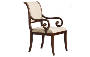 Thumbnail of Kindel Furniture Company - Sleigh Back Arm Chair