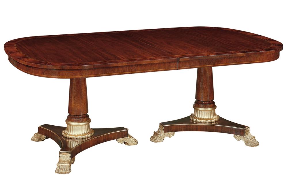 Kindel Furniture Company - Pedestal Dining Table