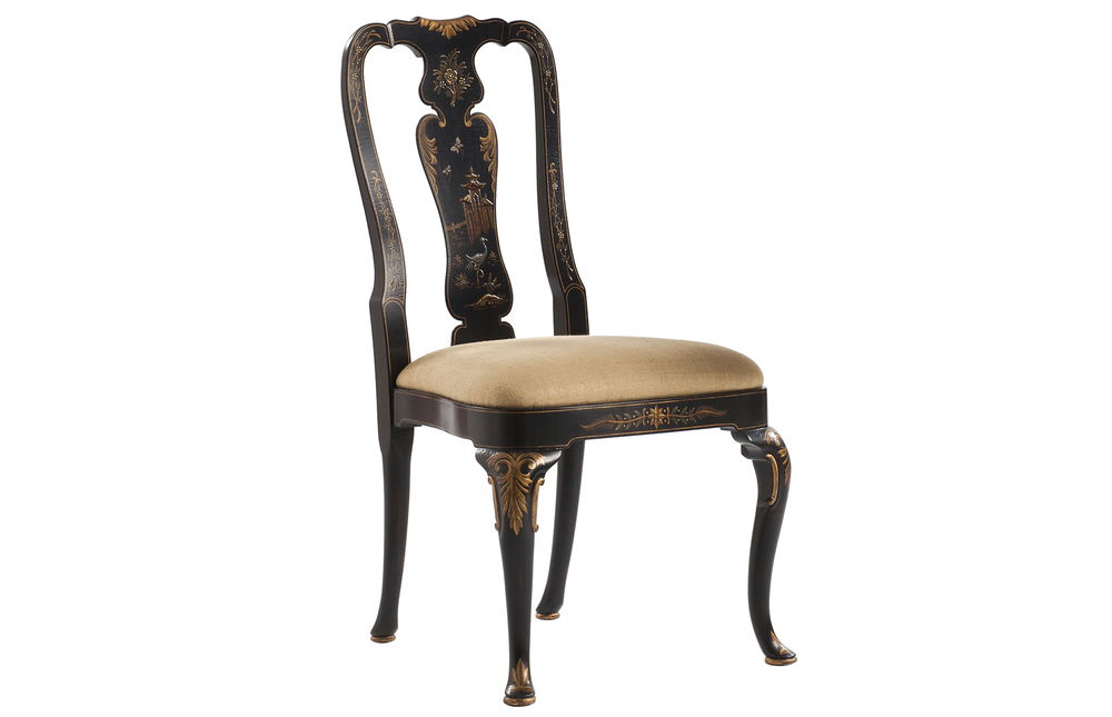 Kindel Furniture Company - Queen Anne Side Chair