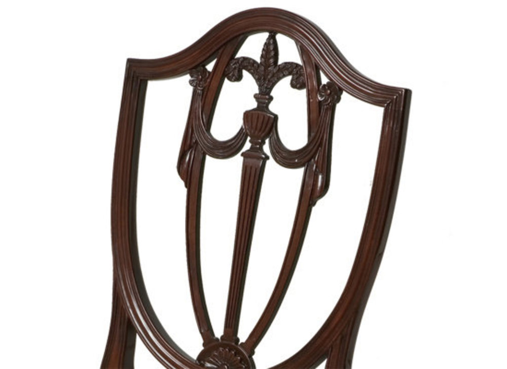 Kindel Furniture Company - Shield Back Side Chair