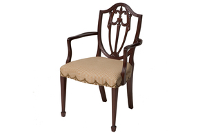 Thumbnail of Kindel Furniture Company - Shield Back Arm Chair