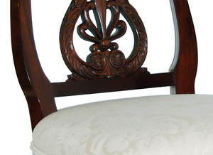 Thumbnail of Kindel Furniture Company - Lyre Back Side Chair