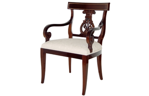 Thumbnail of Kindel Furniture Company - Lyre Back Arm Chair