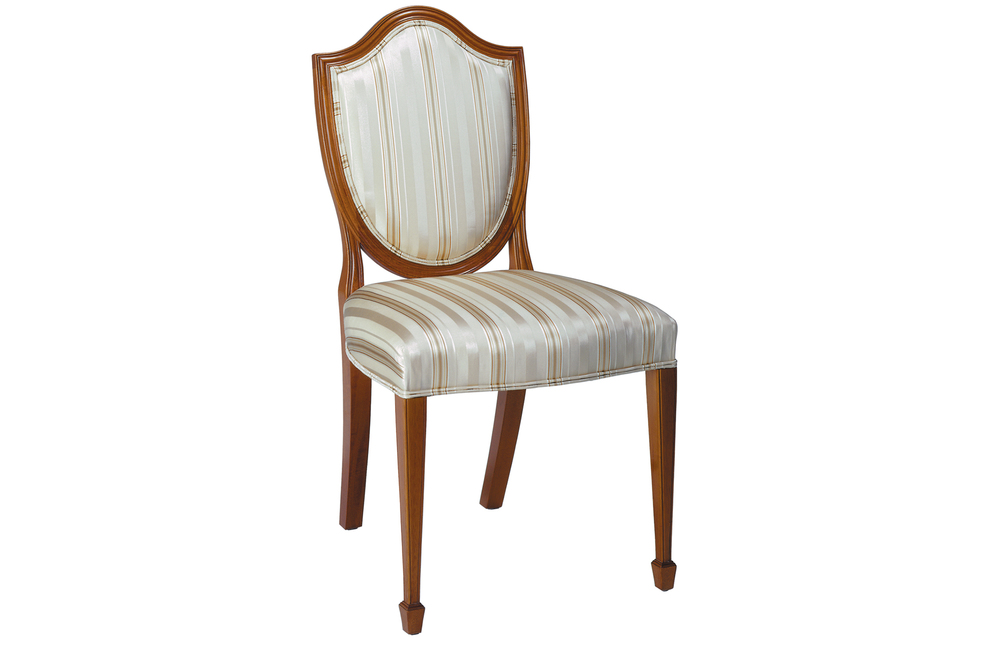 Kindel Furniture Company - Shield Back Side Chair