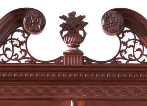 Thumbnail of Kindel Furniture Company - Gun Cabinet with Pediment