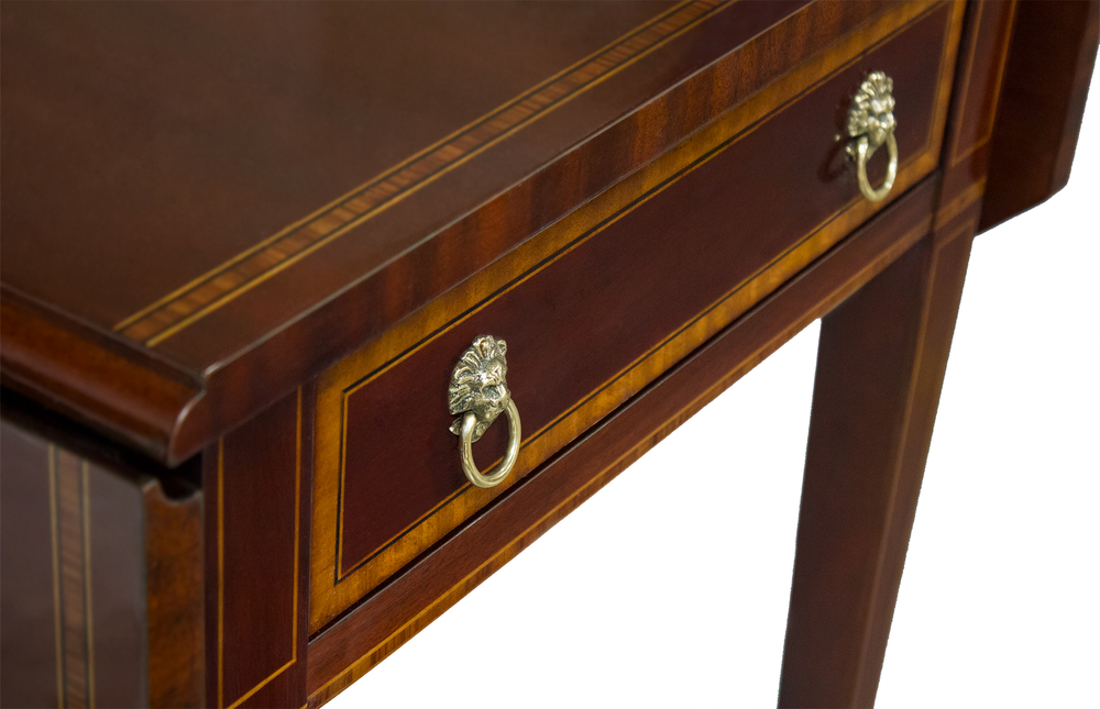 Kindel Furniture Company - Federal Pembroke Table